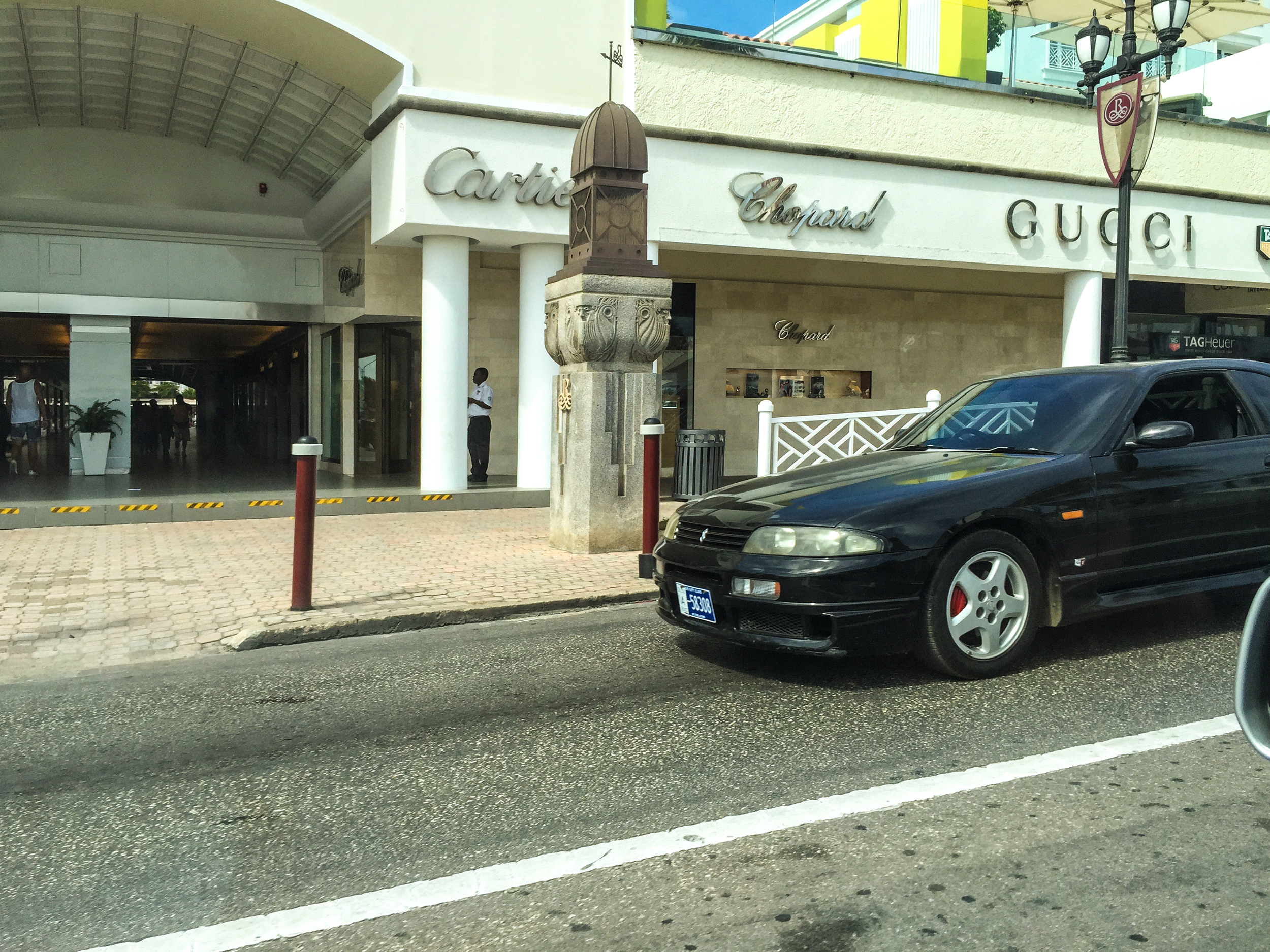 Nissan Skyline R33 jdm cars in aruba