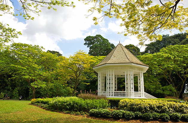 botanic gardens singapore