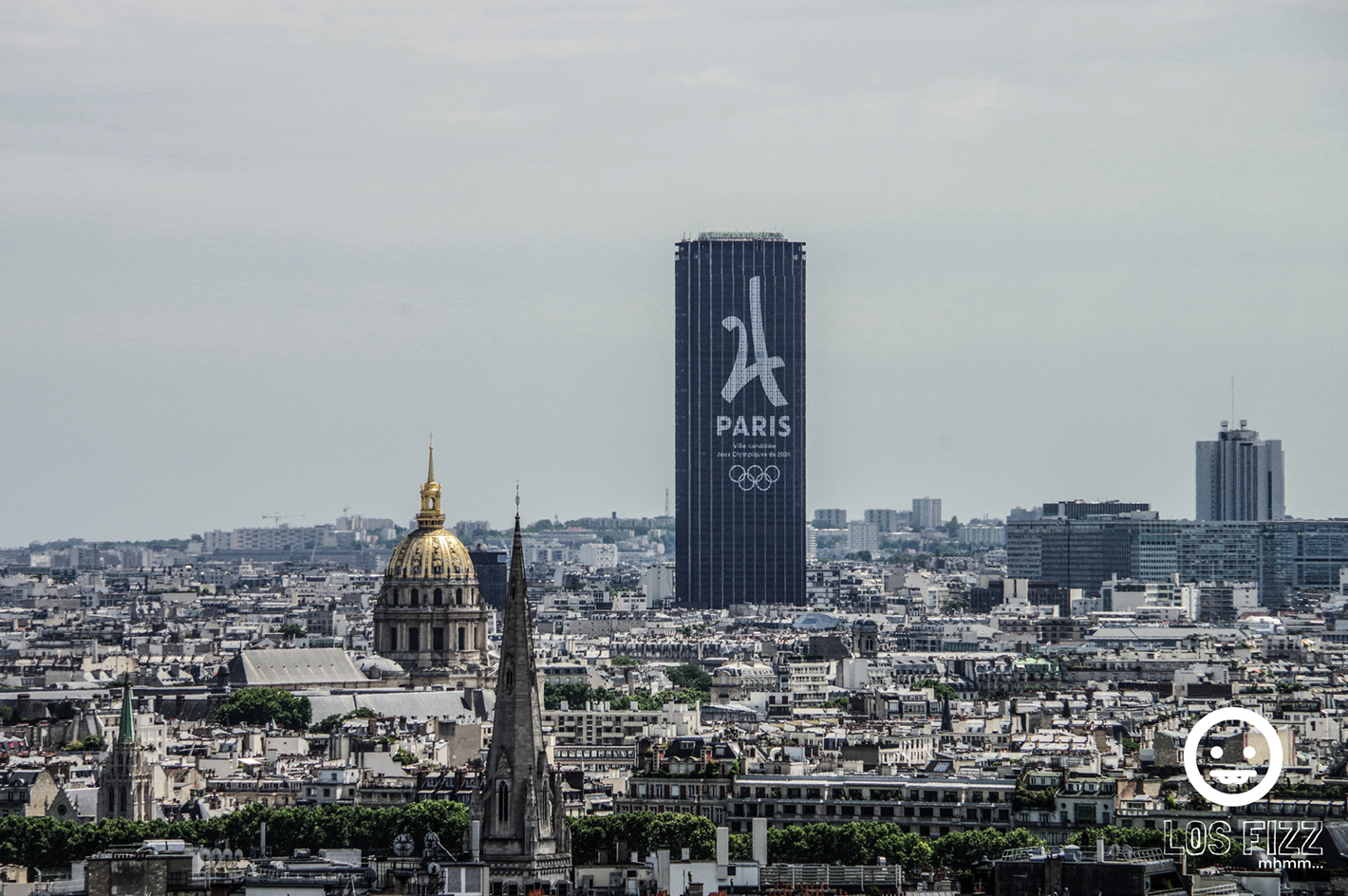 2024 summer olympics in Paris, France. Photo By LosFizz.