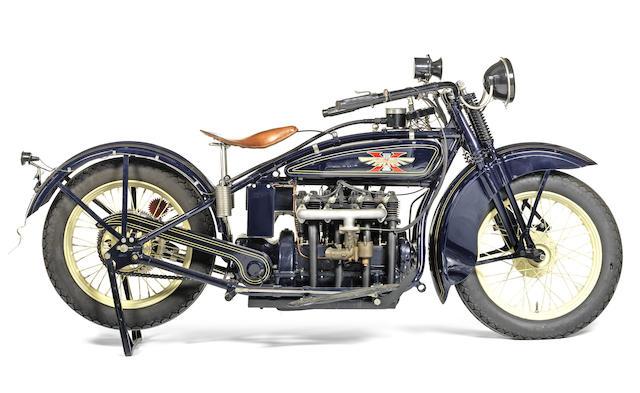 1928 Henderson 1301cc Deluxe Four Engine.jpg