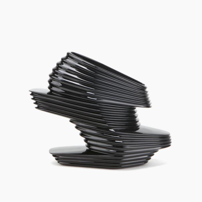 Nova Shoe - Black Chroming