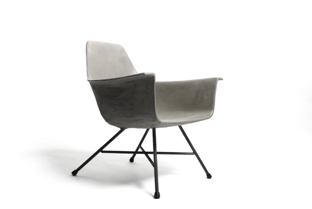 Hauteville low armchair