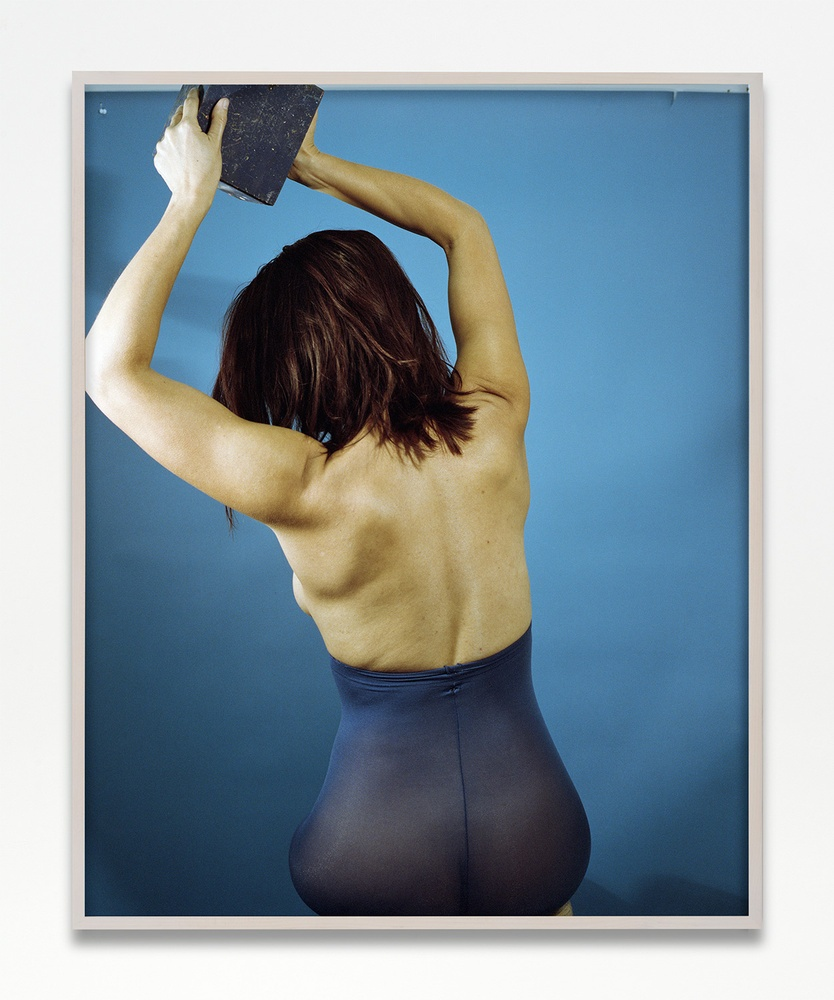 Woman no. 6, 2016 signed, dated, titled and numbered verso archival pigment print 40 x 32 inches edition of 3 plus 2 artist's proofs