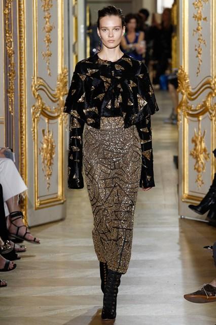 J. Mendel (Haute Couture, Fall 2016)
