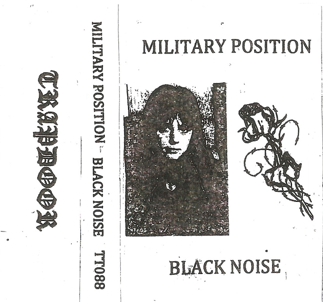 Black Noise (Trapdoor Tapes, 2016)