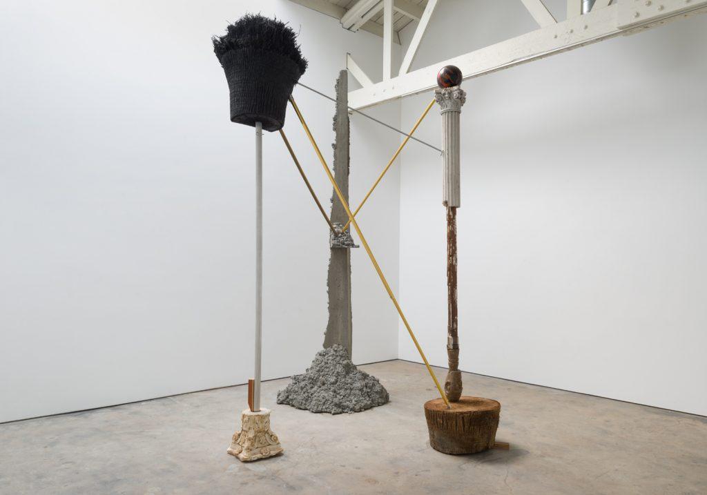 Alejandro Almanza Pereda - Sticks and Stones (California Decline), 2017