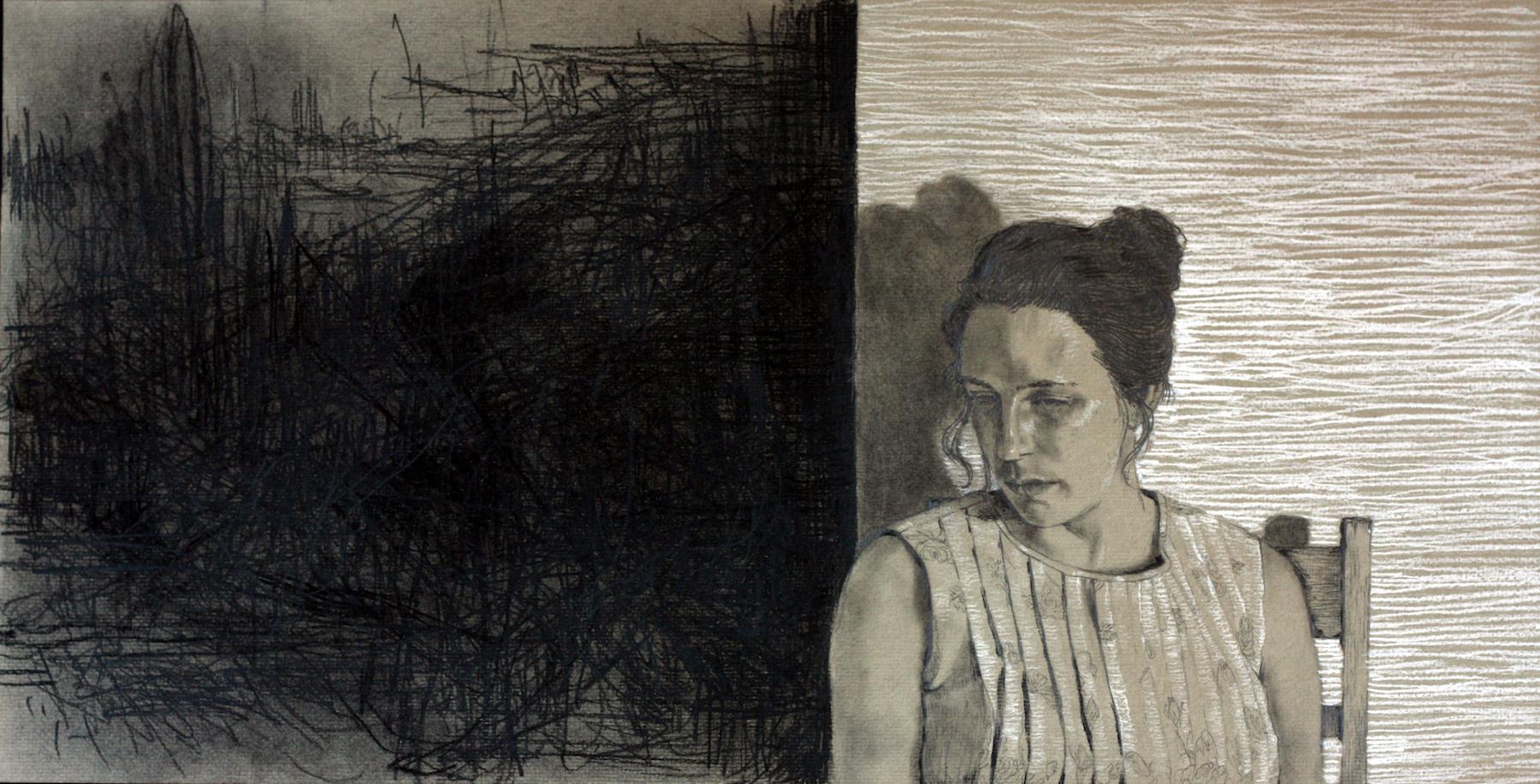 """The Noise (Thea)"" (Christina Sealey, 2010)"