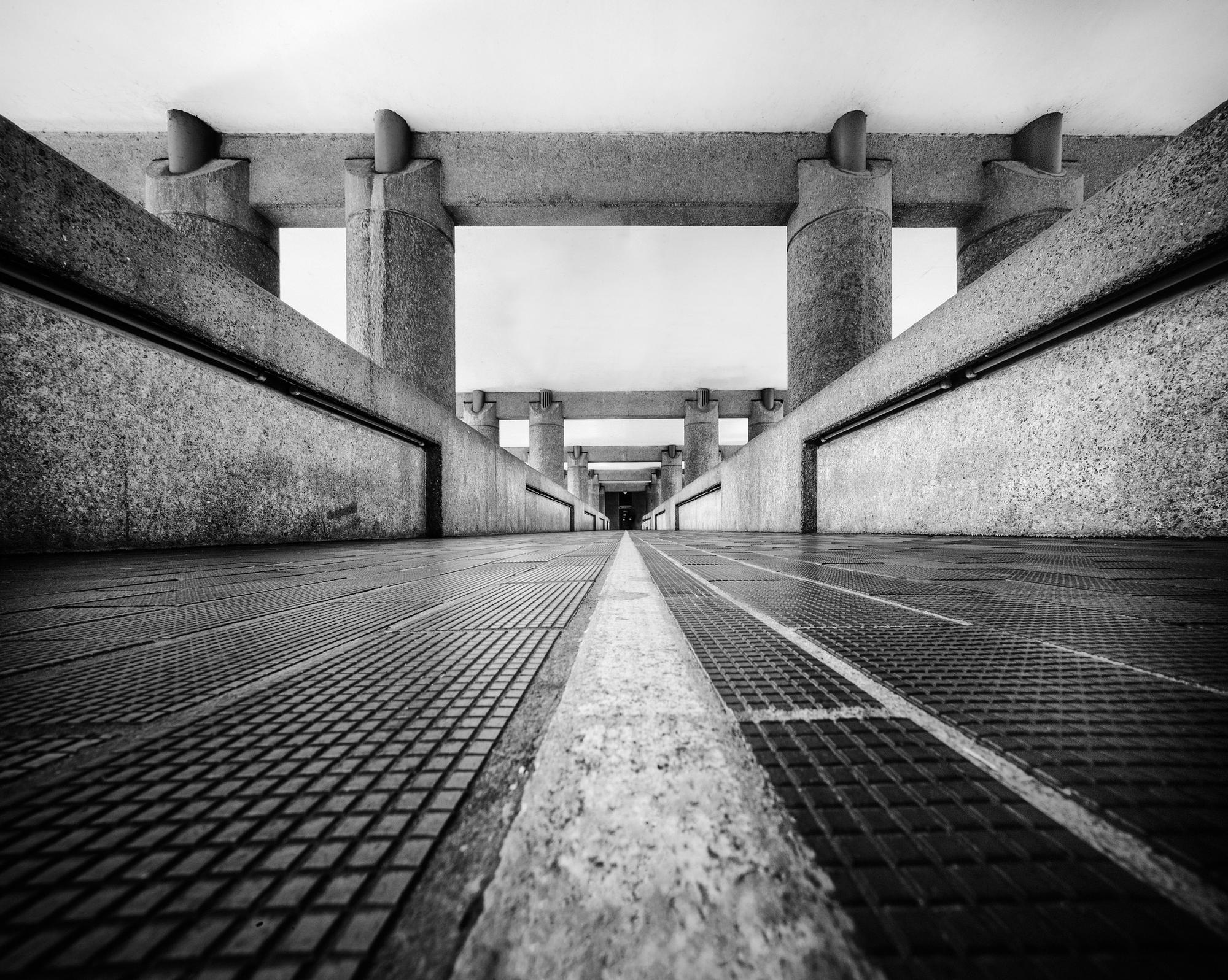 Barbican by Nicholas Triantafyllou