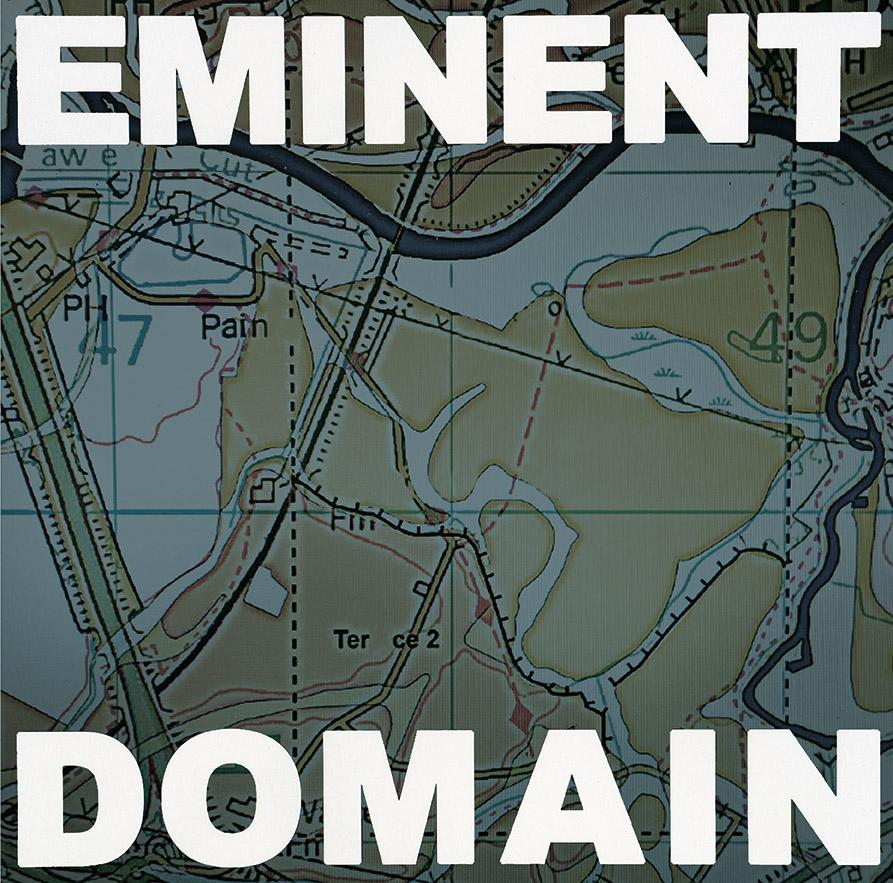 Eminent Domain (L.I.E.S. Records, 2019)