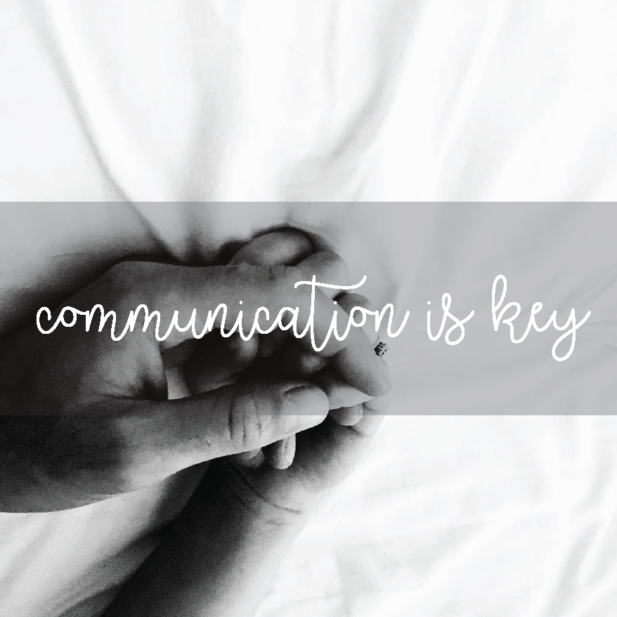 Communication is Key: Communicating With Your Spouse from mbstyled.com a lifestyle blog