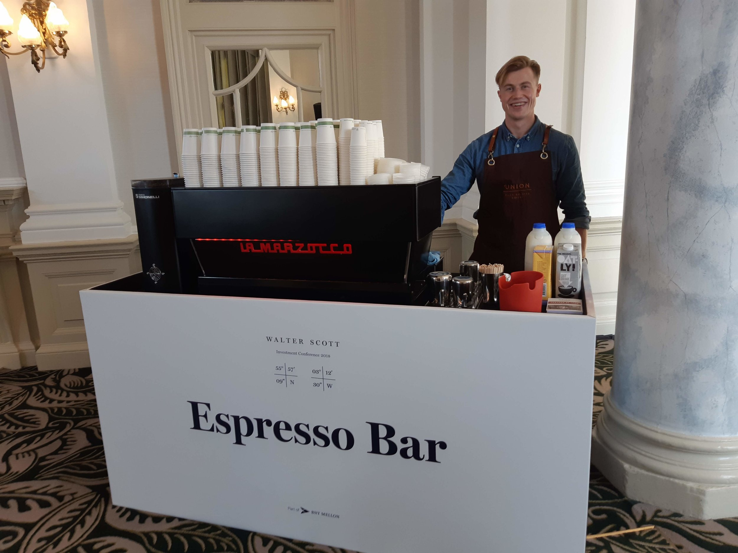 Coffee for Corporate Events   Superior coffee for conferences, meetings and hospitality suites.   Find out more