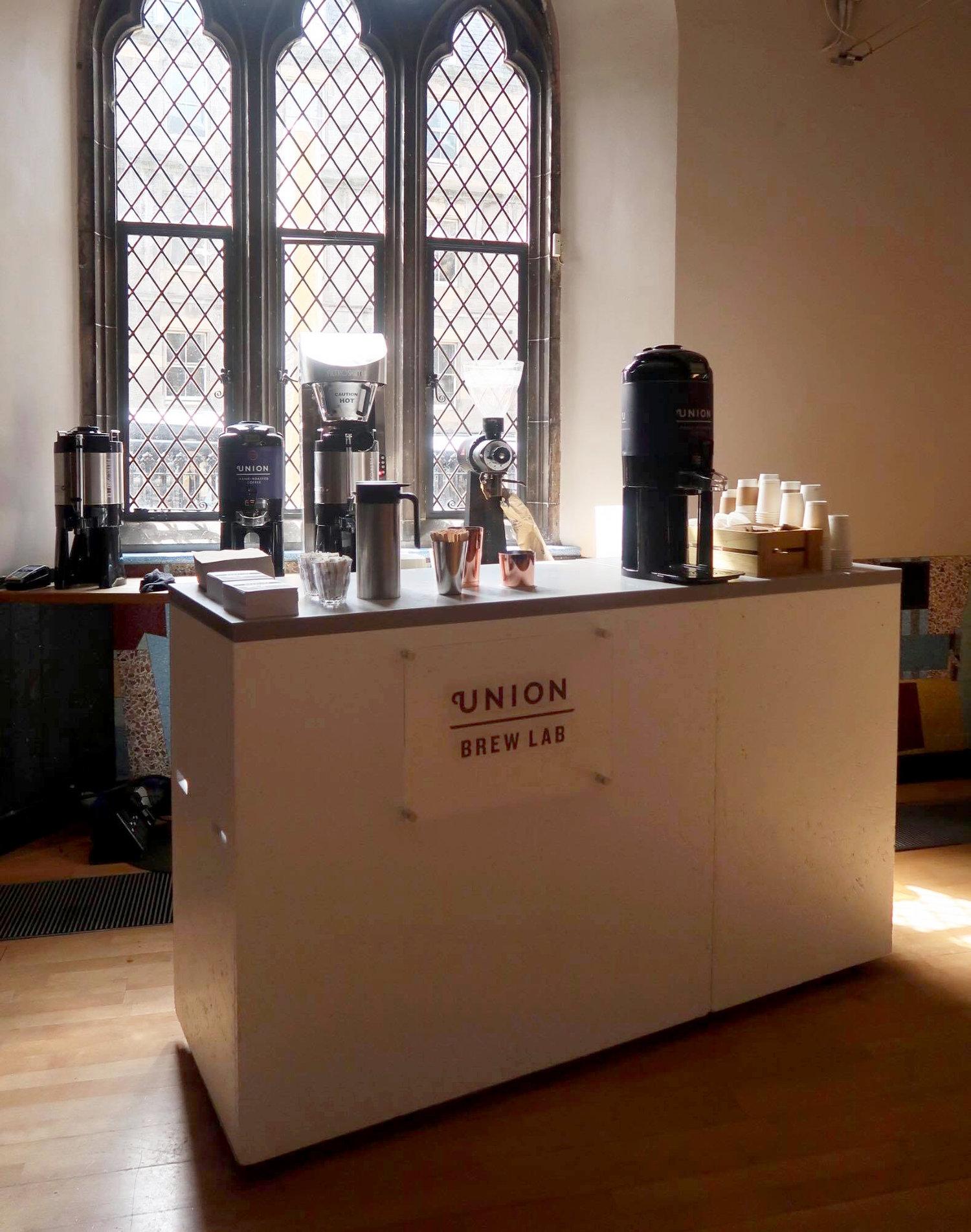 Brew Lab Speciality Coffee Bar Edinburgh