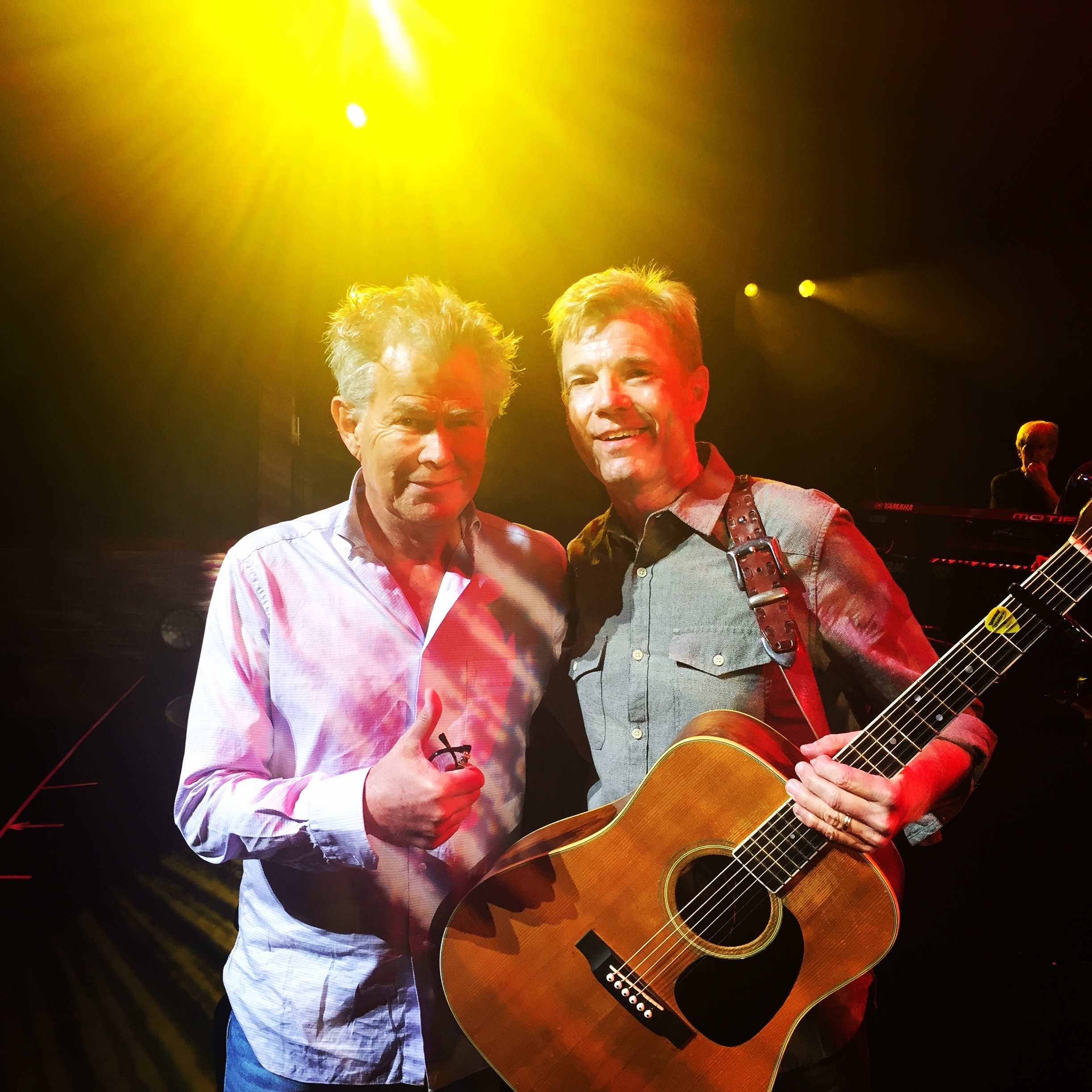 David Foster and Lionel