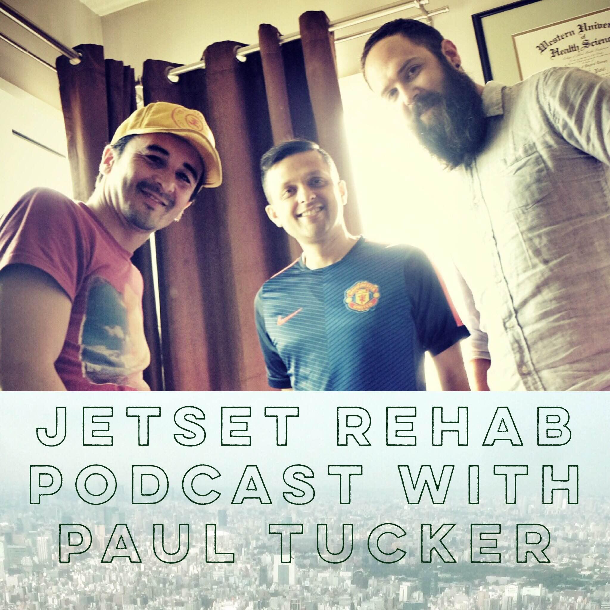 Left to Right: Randal Glaser, Jay Bhatt, Paul Tucker