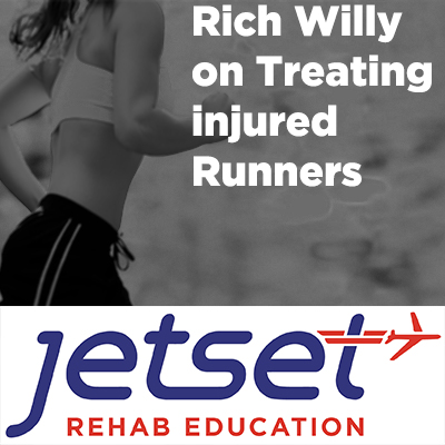 on itunes -  The Jetset Rehab Education Podcast