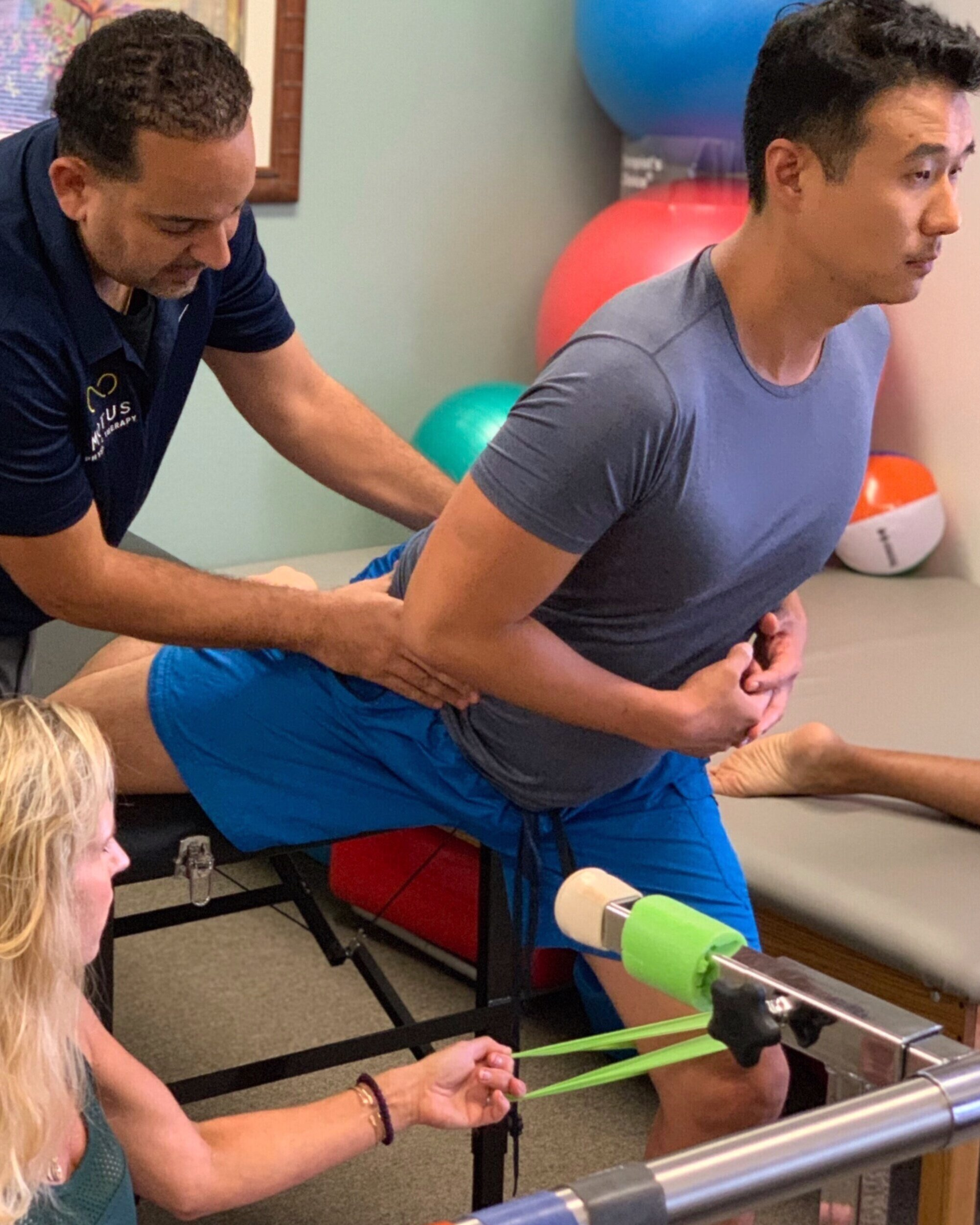 the overhead & Rotational Client: getting your patients from injury to return to Competition with Dr. Andrew MOrcos PT, DPT, SCS, OCS, DNSP, ATC, CSCS, FAAOMPT -