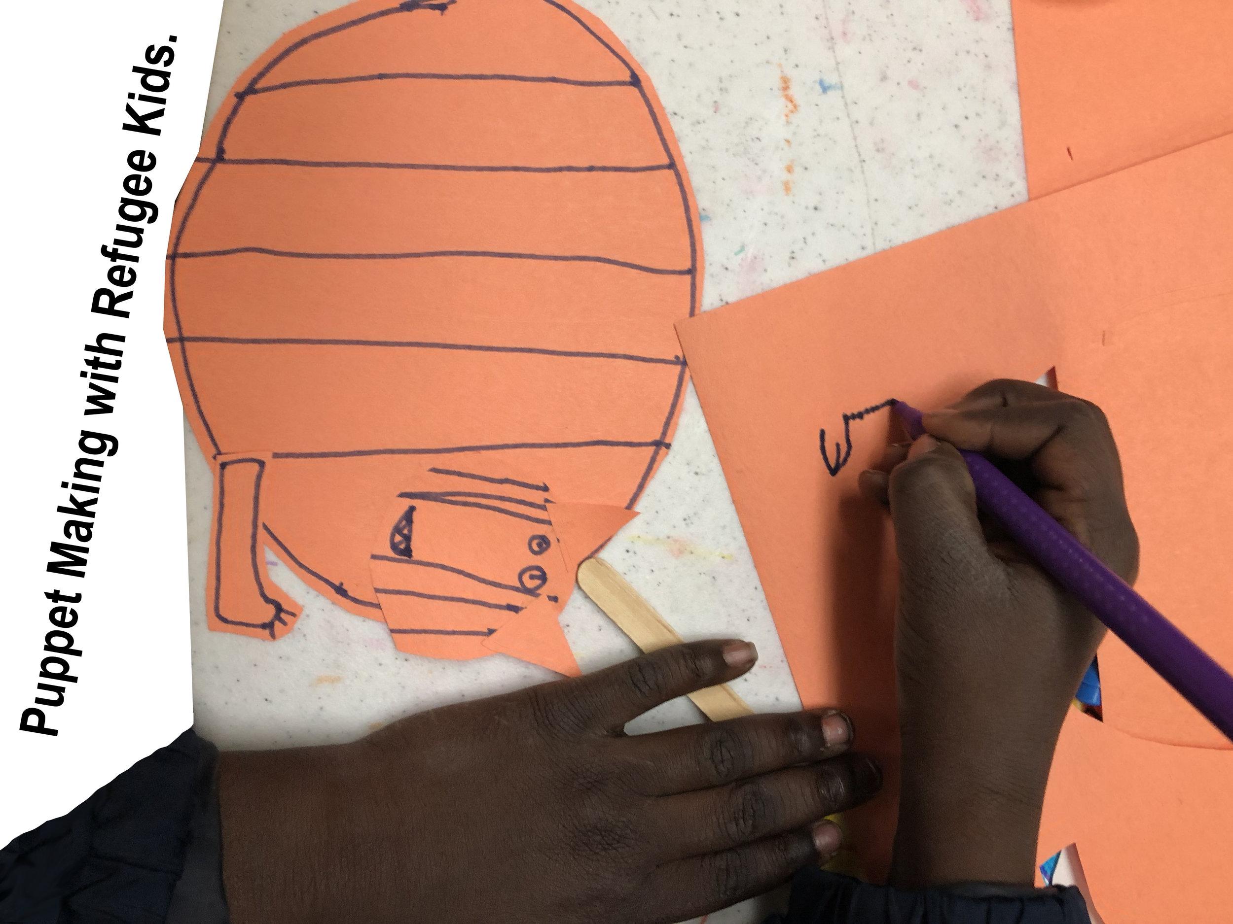 refugee tiger puppet making.jpg