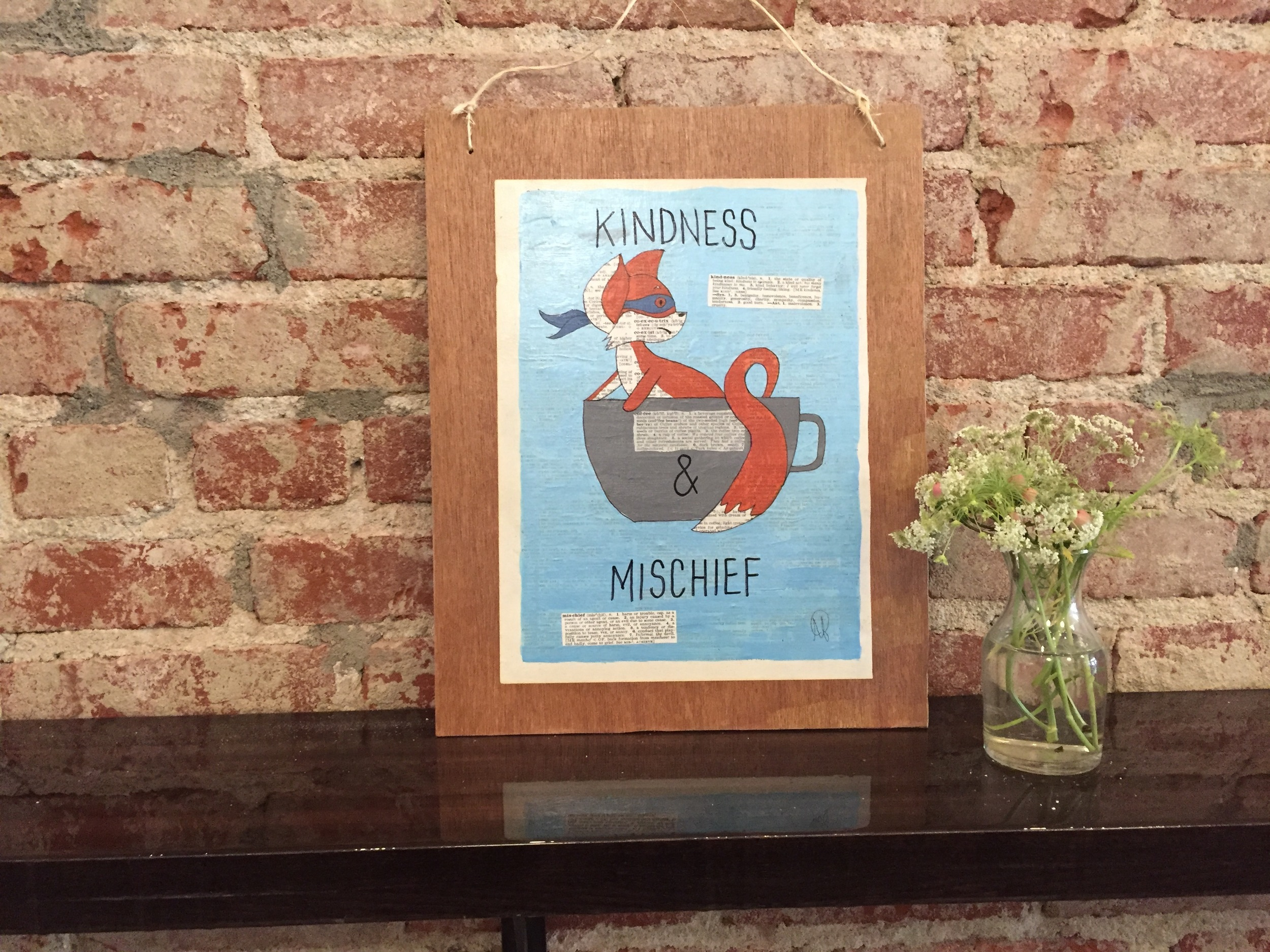 Kindness & Mischief Coffee in Highland Park