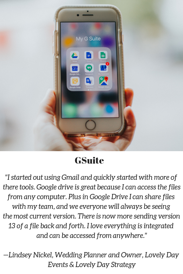 Lovely Day Strategy Rescue A CEO GSuite Tech