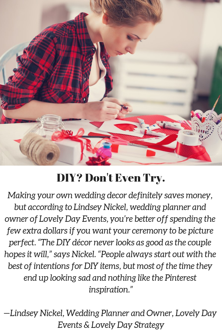 secrets your wedding planner will never tell you