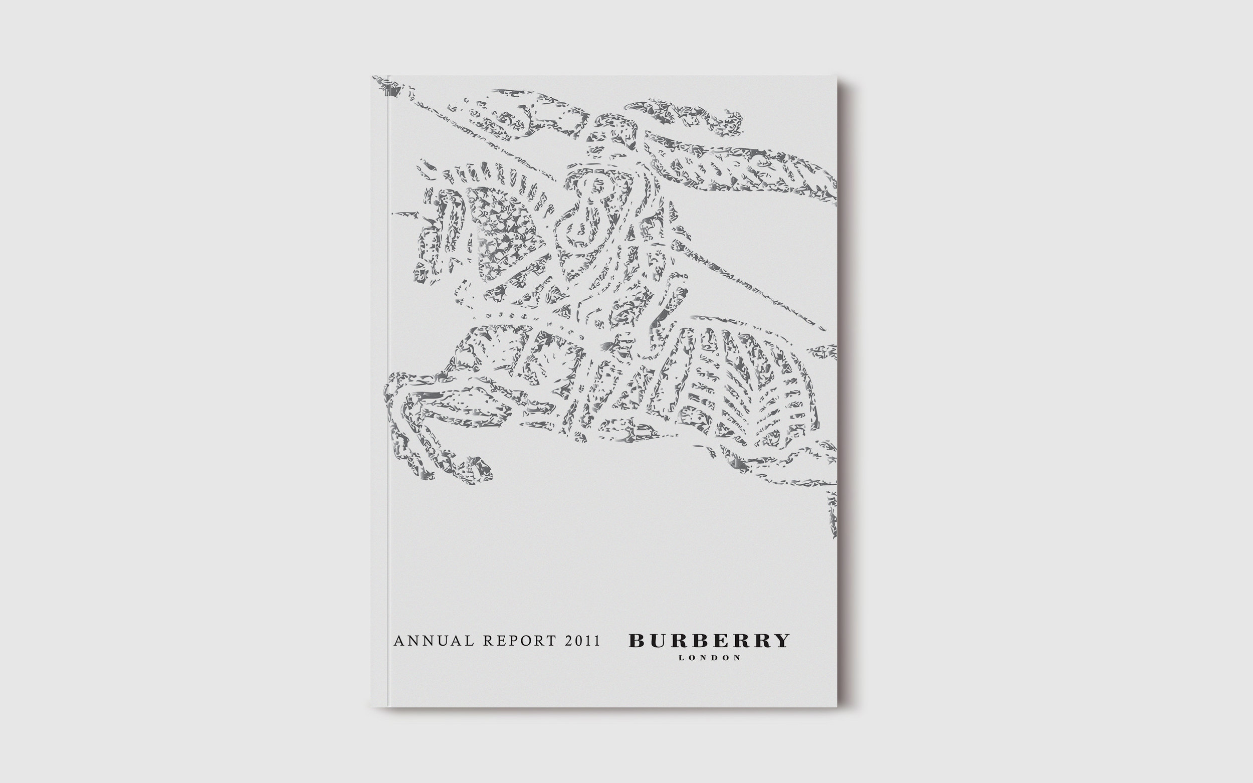 Burberry London Annual Report | 2012