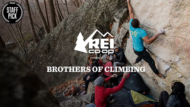 REI Presents: Brothers of Climbing  Director: Duncan Sullivan