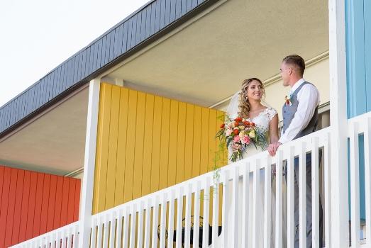 Mid-Century Modern Wedding Styled Shoot