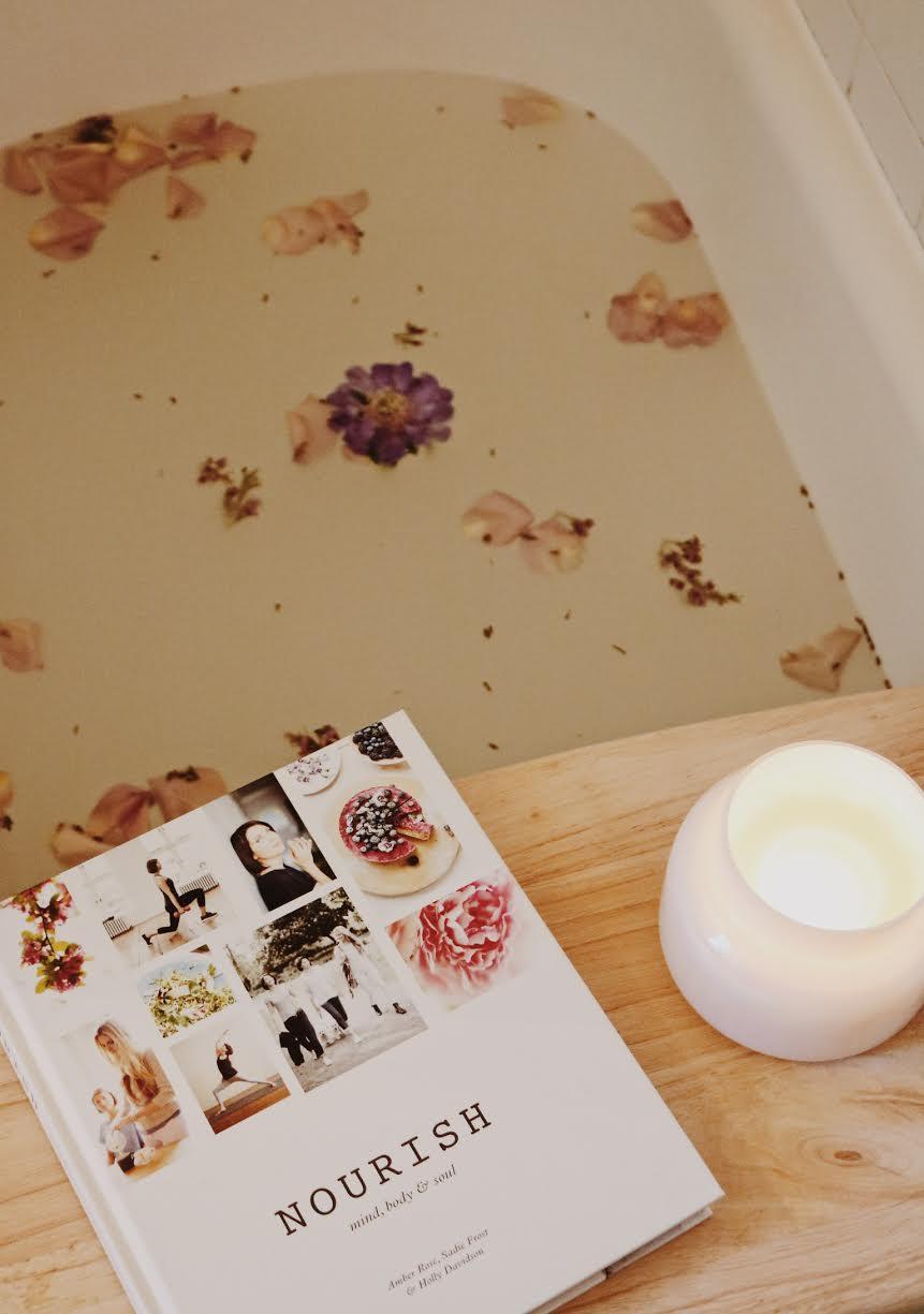DIY Milk Bath