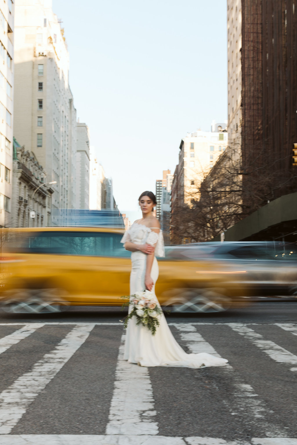 Romantic New York Spring Styled Shoot