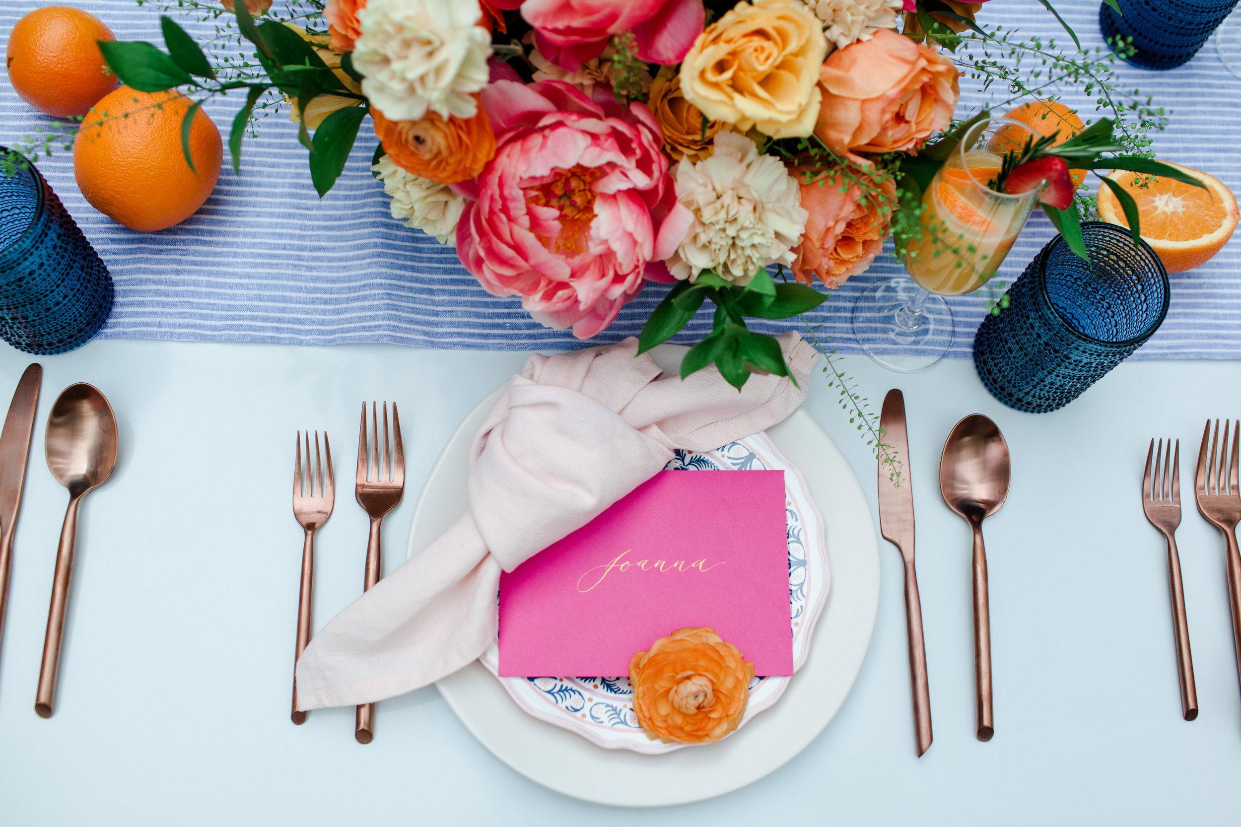 Spring Inspired Mother's Day Styled Shoot