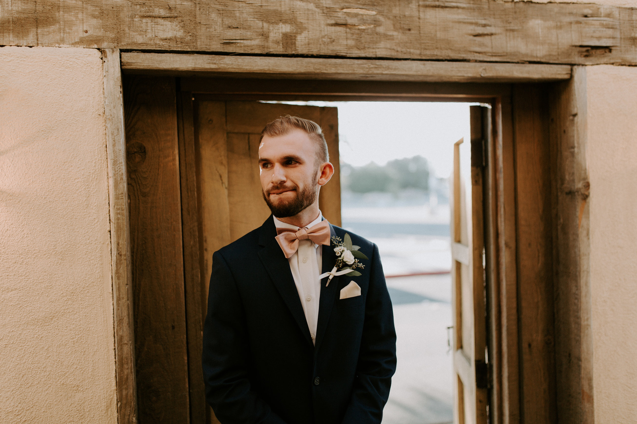 Wedding Spotlight: Sarah + Austin