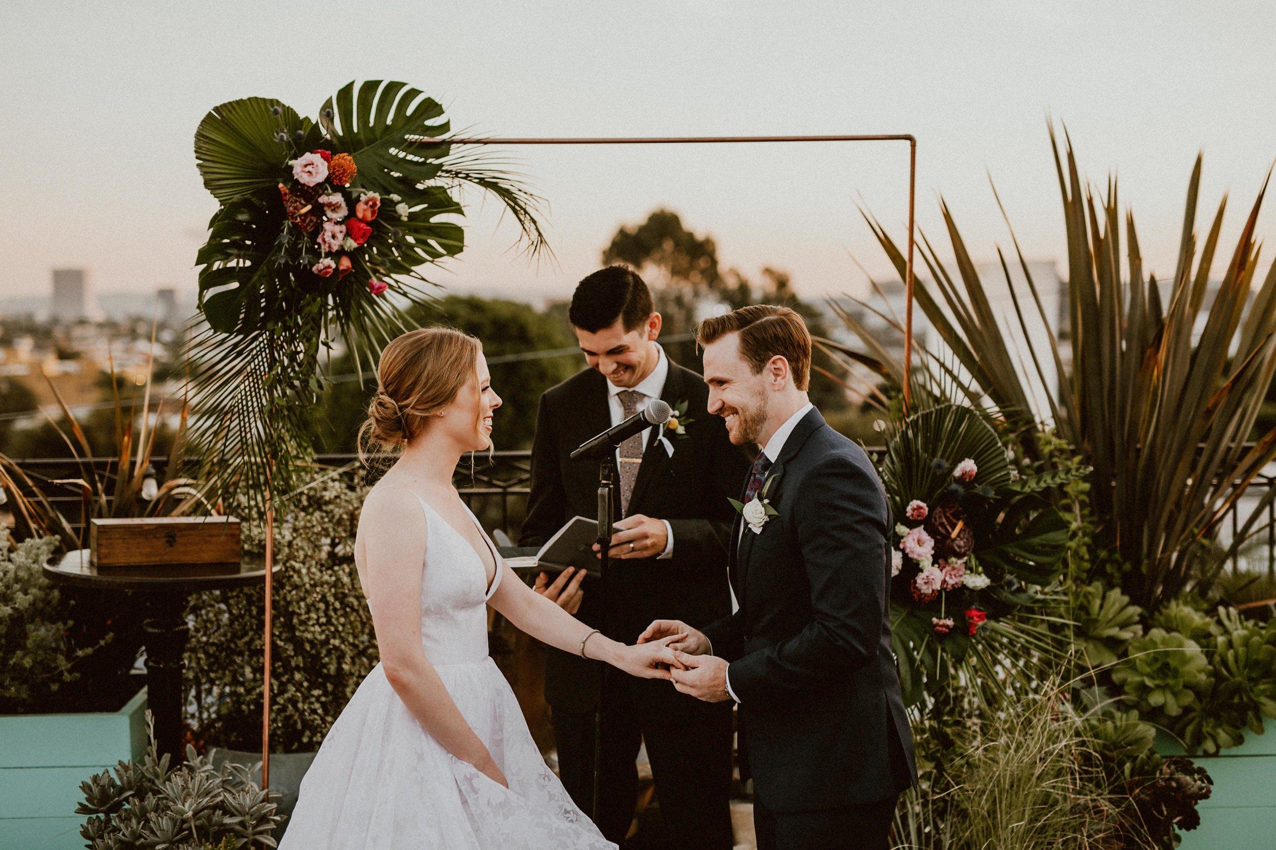 Wedding Spotlight: Kate + Jack