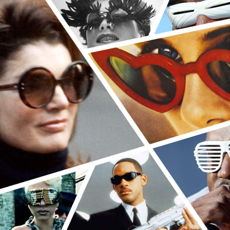 The Cut: The 50 Most Iconic Sunglasses of All Time