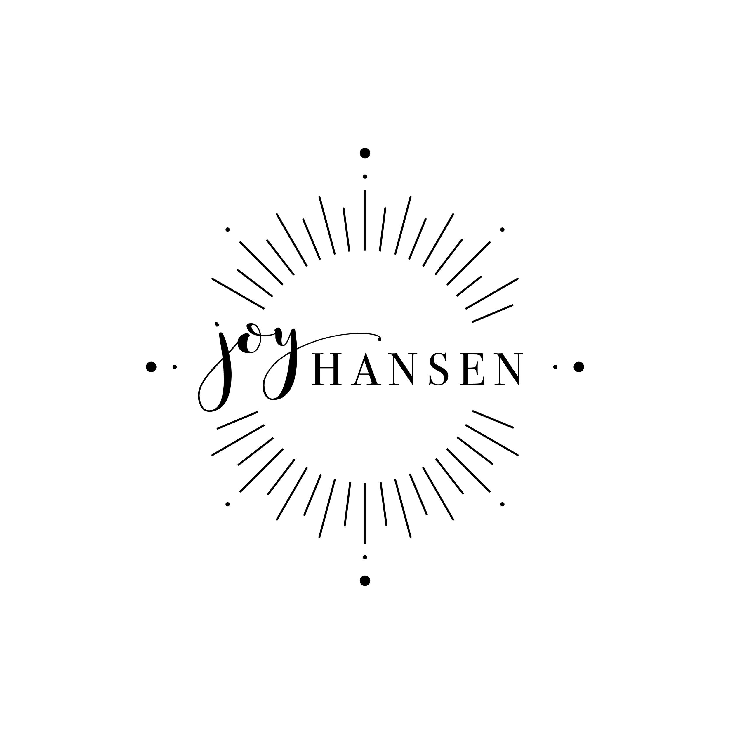 Joy Hansen Logo