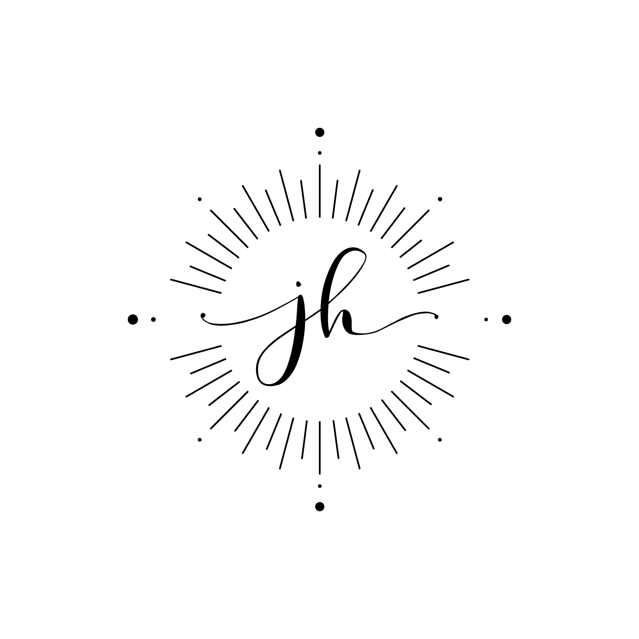 Joy Hansen Logo Submark
