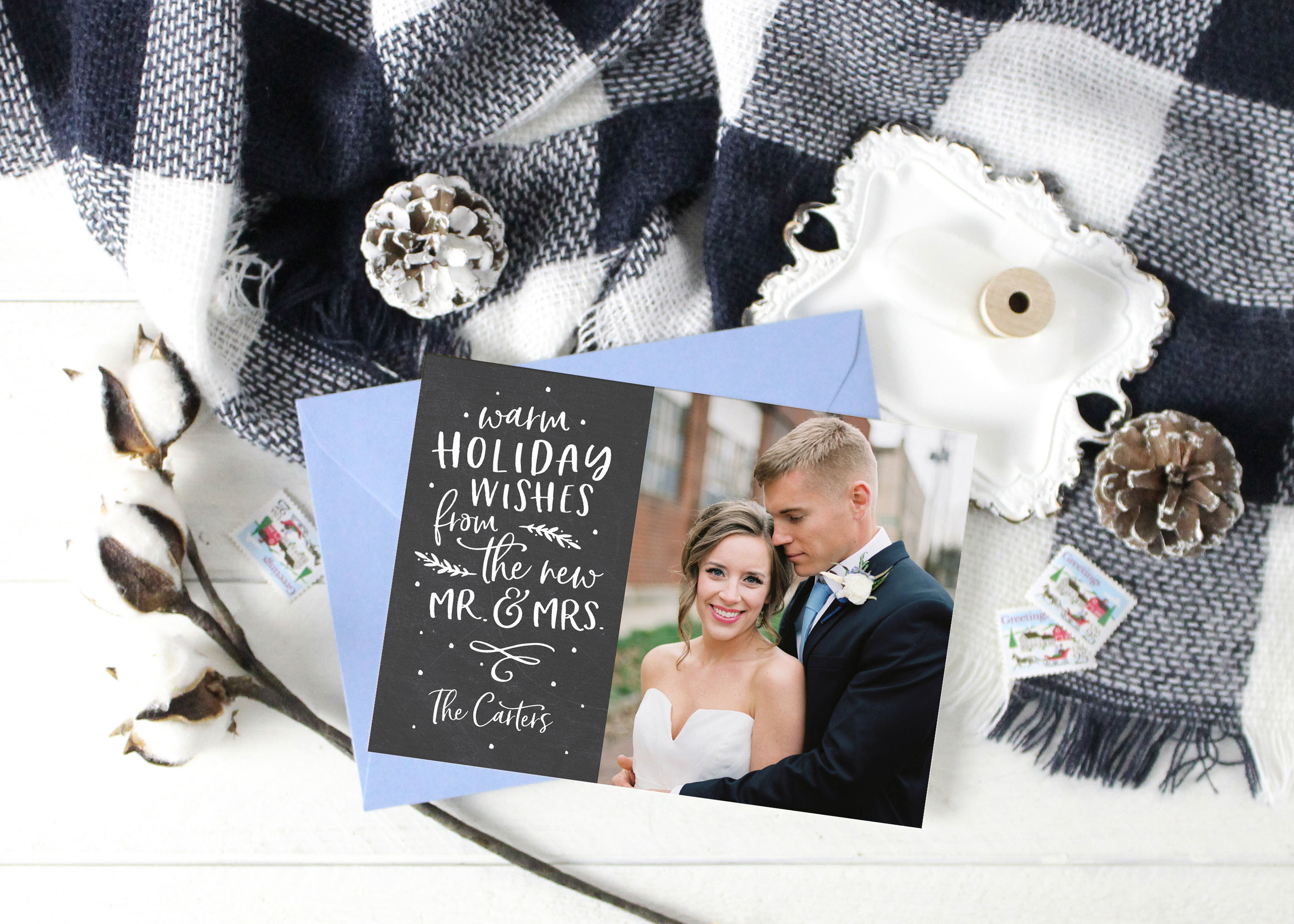 New Mr. and Mrs. Card