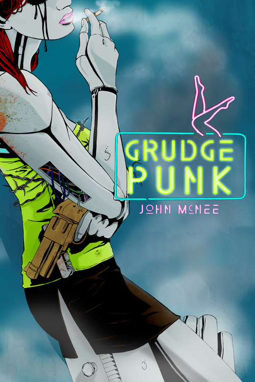 Grudgepunk Book Cover