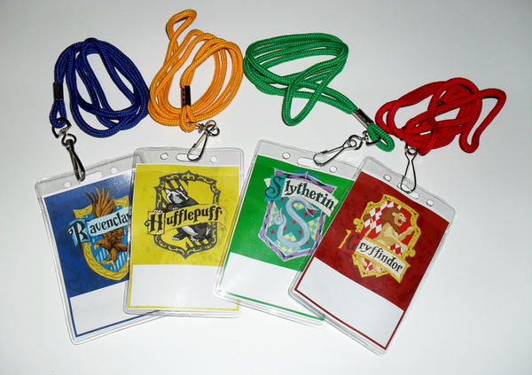 Customer Lanyard Badges