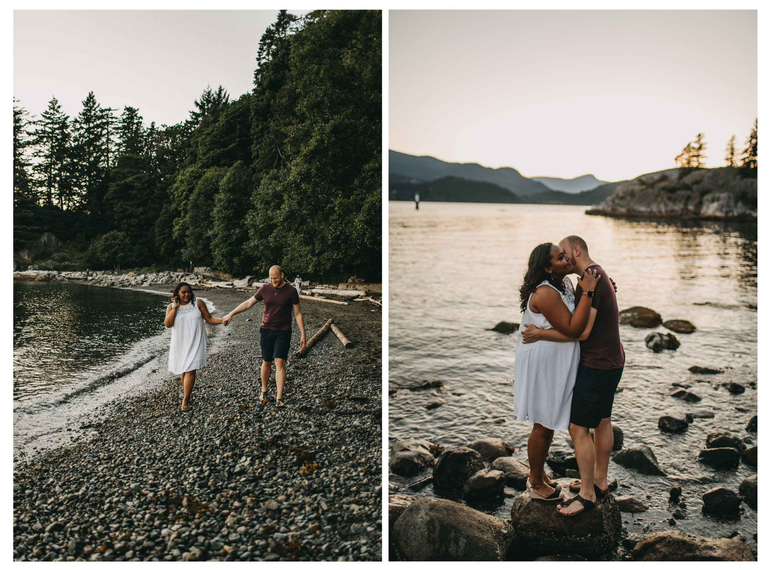 "<img src=""engagement.jpg"" alt=""engaged couple walking along the beach at sunset and hugging on rock"">"