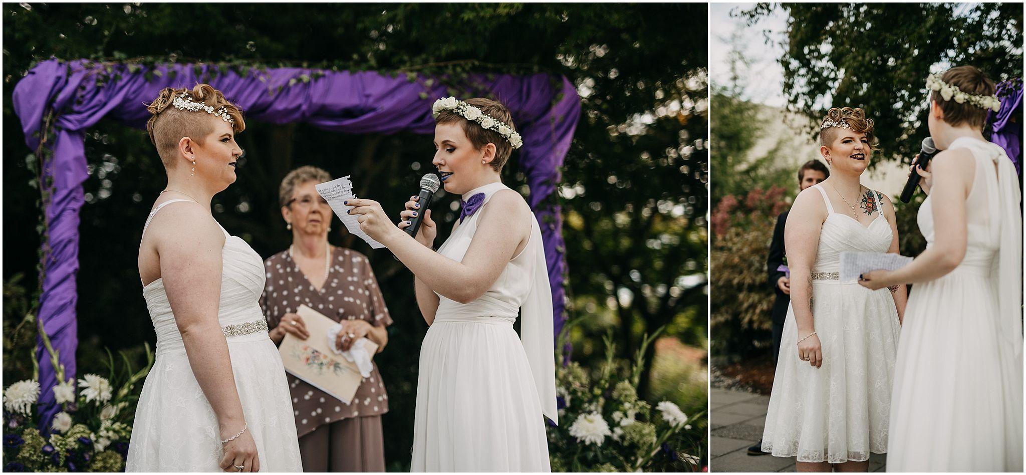 vow exchange pitt meadows wedding ceremony