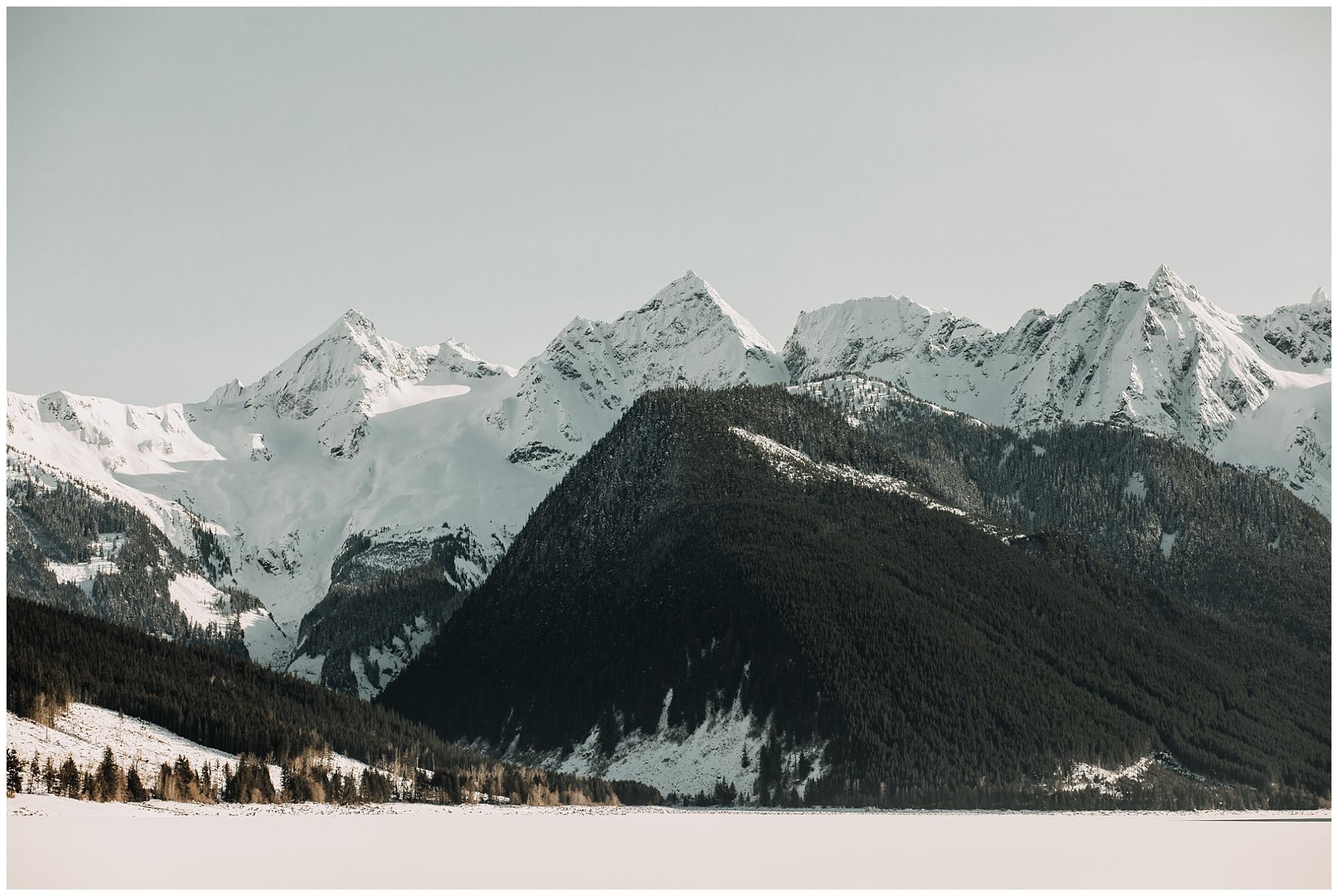 jones lake mountains chilliwack