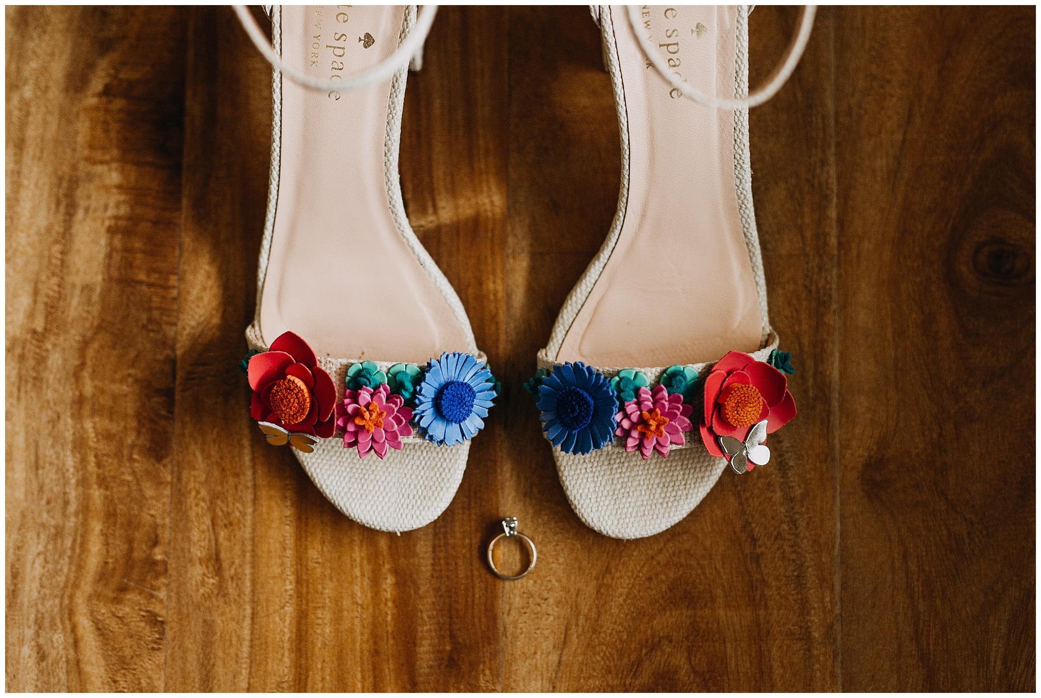 kate spade wedding shoes for bride