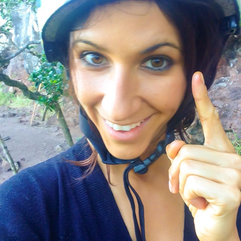 Always wear a helmet when climbing or belaying!