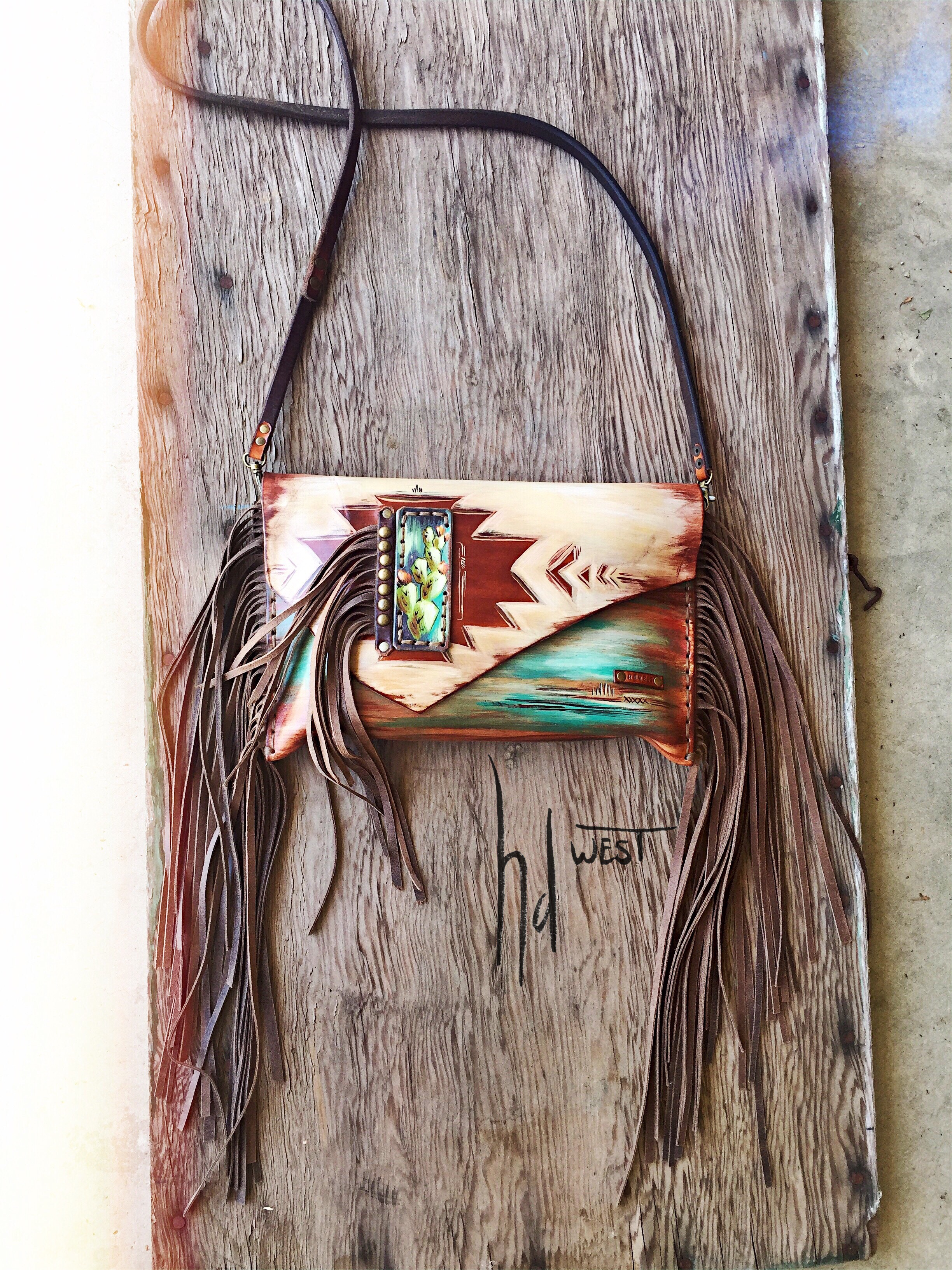 clutches - Each clutch is hand cut from a hide so any size can be made however, most are approx 12