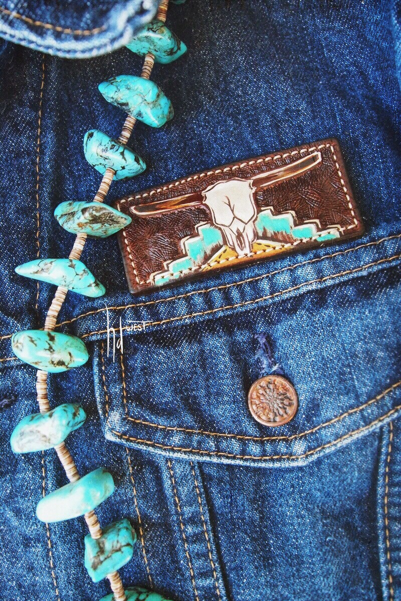 brooches - these vary in size & start at $48