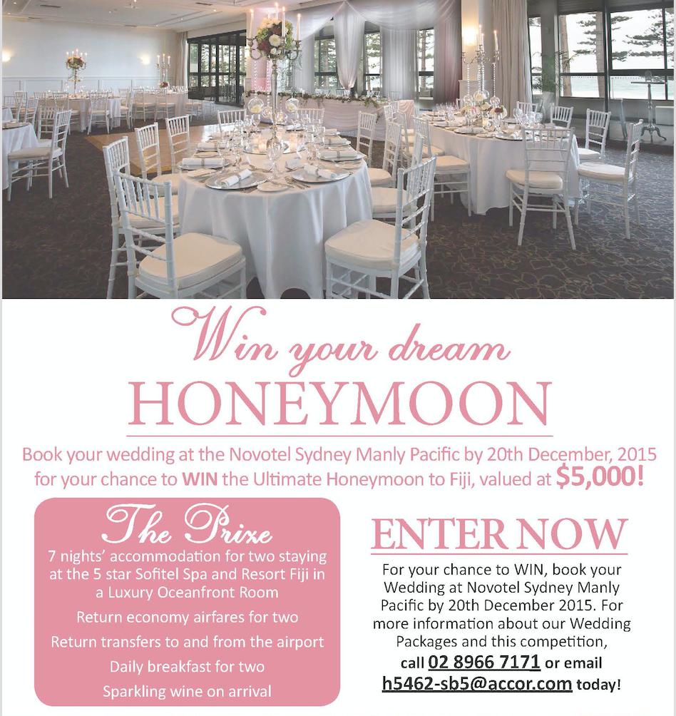 honeymoon competition