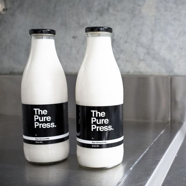 Look at these beauties😃 creamy bottles of pure goodness 🥛We make it fresh every week for our stockists 👇⠀ ⠀ ⠀ @boatshedmarket ⠀ @finlayandsons ⠀ @freshprovisions ⠀ @hollyrayescafe ⠀ @humblebeerivervale ⠀ @ladleandpress ⠀ @laika.coffee ⠀ @pearth_organickitchen ⠀ @pixelcoffee ⠀ @thecleanfoodstore ⠀ @thewolfespresso ⠀ @wholefoodcircus ⠀ ⠀ ⠀ .⠀ .⠀ .⠀ .⠀ .⠀ .⠀ .⠀ #perthisok #perthlife #perth #perthfood #perthcafe #perthgirlboss #perthcoffee #urbanlistedperth #urbanlisted #perthblogger #greenjuice #greensmoothie #healthy #activeinperth #perthfitfam #healthylifestyle #healthblogger #girlboss #cleanse #almondmilk #thepurepress  #love #protein #motivate #soperth #perthfitfam #vegan #dairyfree #paleofood #bbg