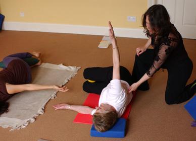 Pilates Arm Openings Bristol