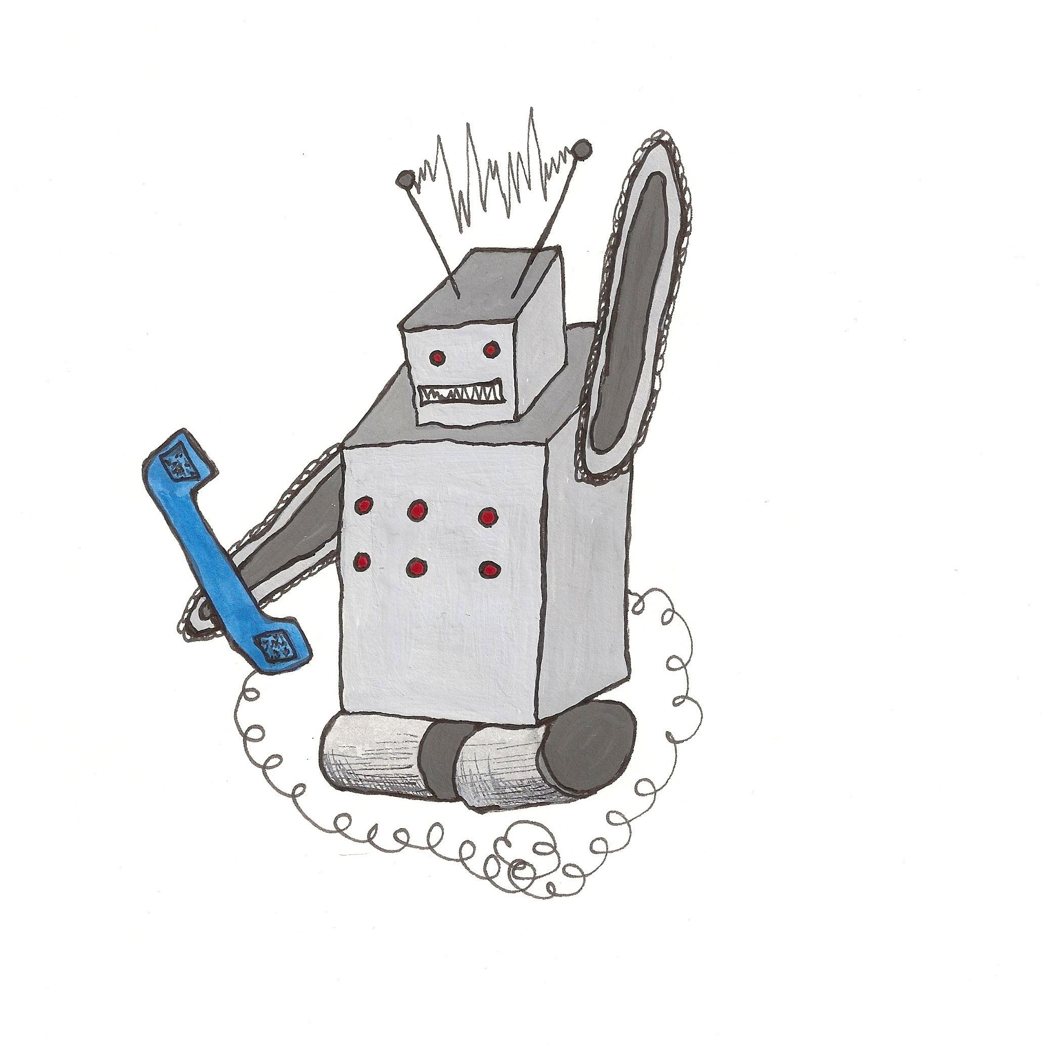 Phonebots
