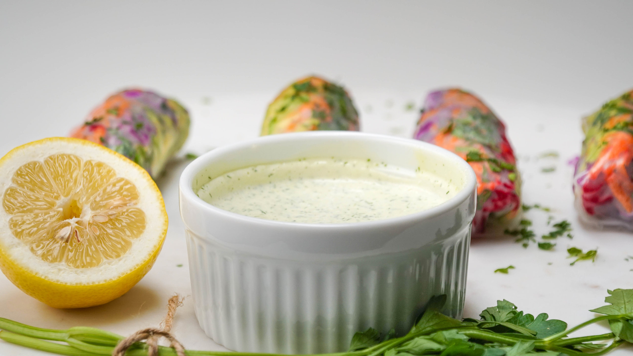 saladmenu dairy free dipping sauce